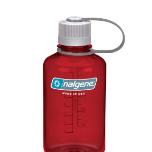 Butelka NALGENE NM Narrow Mouth 500 ml BPA FREE Czerwony