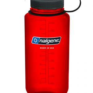 Butelka NALGENE WM Wide Mouth 1000 ml BPA FREE Czerwony