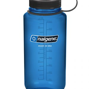 Butelka NALGENE WM Wide Mouth 1000 ml BPA FREE Niebieski