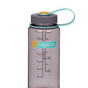 Butelka NALGENE WM Wide Mouth 500 ml BPA FREE Szary