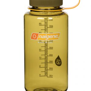 Butelka NALGENE WM Wide Mouth 1000 ml BPA FREE Oliwkowy